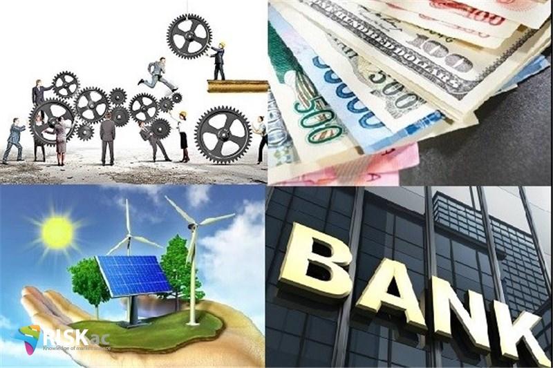 بانکها و بورس ریسک هایی که داشتند فروختند