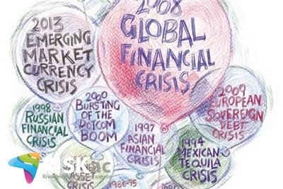 تا حالا 10 بار اقتصاد جهانی حبابی شده