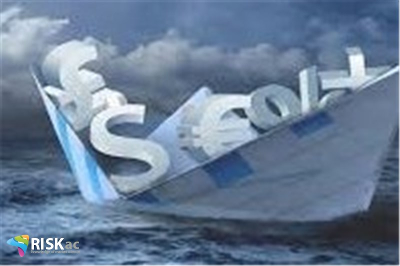 مراقب طوفانهای عظیم اقتصادی در غرب باشید
