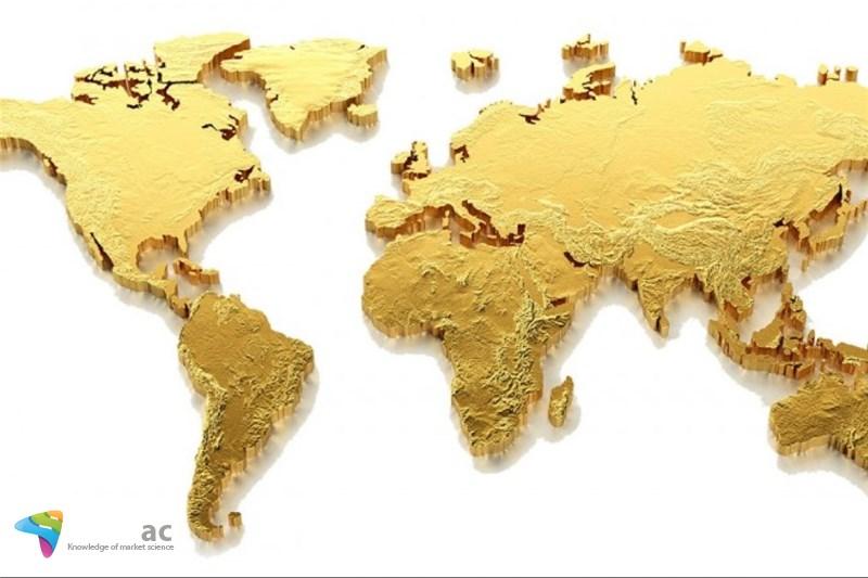 جایگاه 86 ساله طلا در جهان