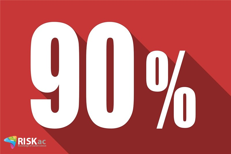 90 درصد سود در سه بخش است