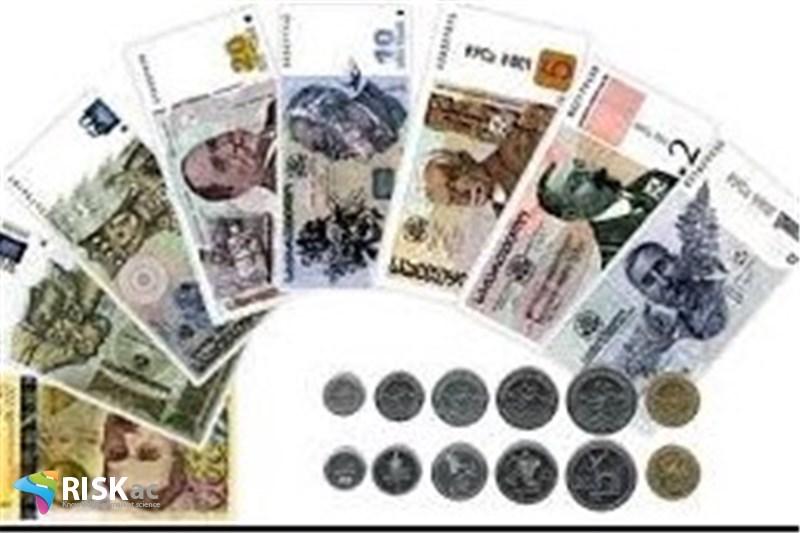 ارزش پول ملی گرجستان 37 درصد کاهش یافته است
