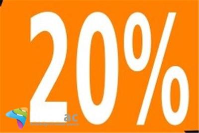 با 20 درصد دارایی دید 5 ساله داشته باشید