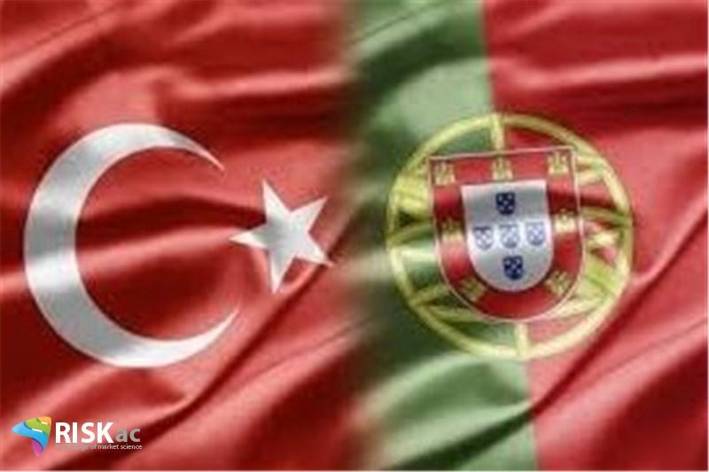 پرتغال 226 درصد ، ترکیه 56 درصد نسبت بدهی خارجی به تولید ناخالص داخلی