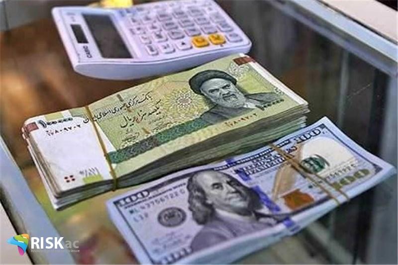 نوسانات قیمت دلار نسبت به 16 اردیبهشت