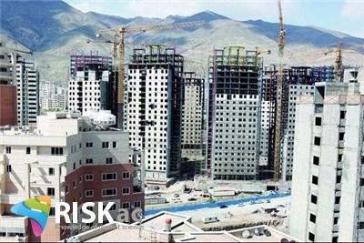 بازار مسکن تهران از 1.5 میلیارد دلار به 300 میلیون دلار رسید