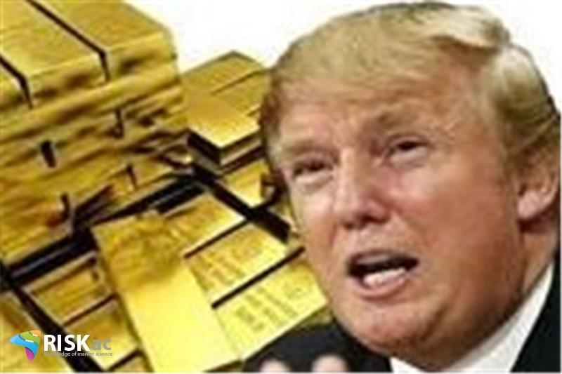 ترامپ و قیمت طلا