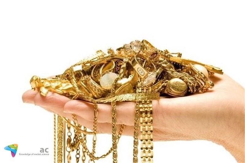 8500 میلیلرد لار طلا در دنیا و نوسانات