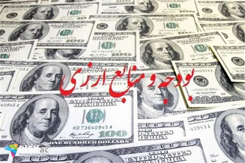 بودجه و منابع ارزی