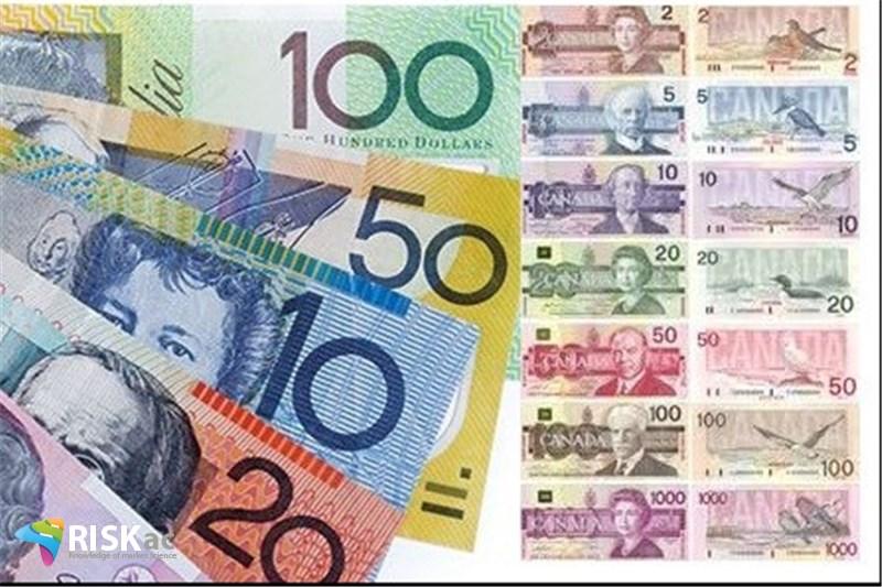 استرالیا 30 درصد، کانادا 23 درصد نسبت به سال 2011 کاهش ارزش پول ملی داشته است