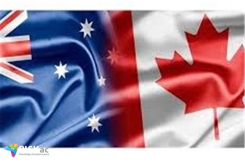 بحران آینده استرالیا و کانادا