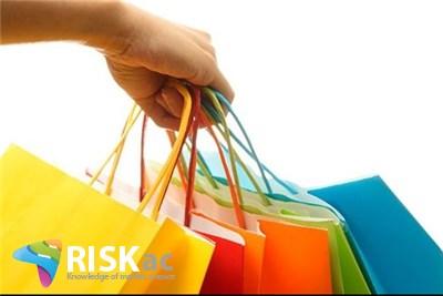 ریسک سقوط مخارج مصرف کننده