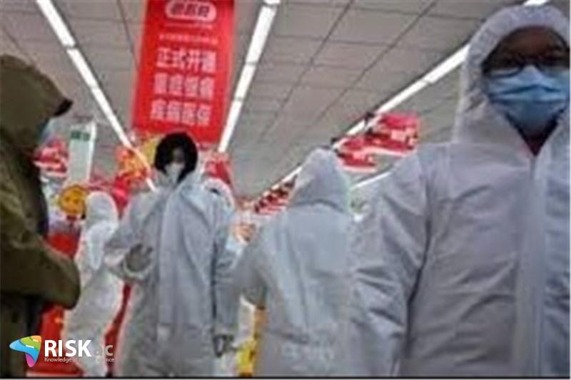 الگوی چینی مقابله با کرونا