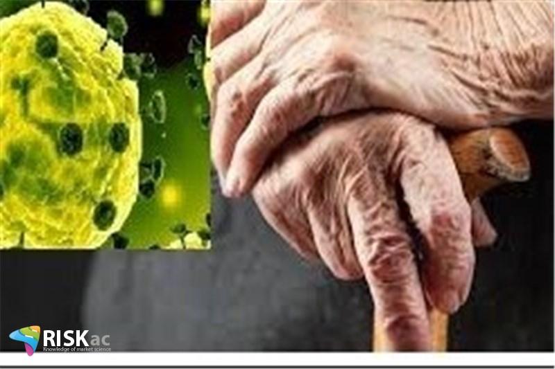کرونا و کشورهای با جمعیت  پیر