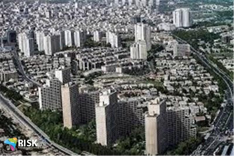 ده هزار واحد فروخته شده از 2.6 میلیون خانه در تهران