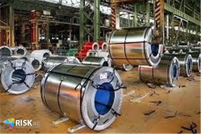 رشد 5 درصدی تولید فولاد