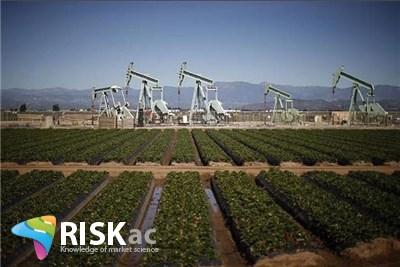 فعالین اقتصادی که به جز تمدن گازی کشاورزی می مانند