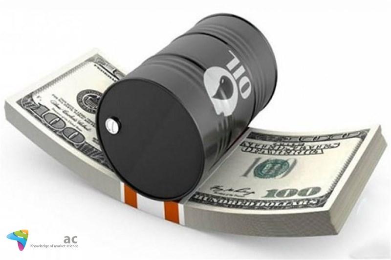 نرخ دلار و قیمت نفت در بازار جهانی