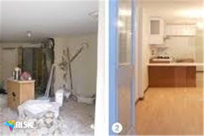 عصر بازسازی آپارتمان شروع شده