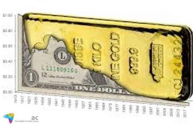 نوسانات سنگین طلا در کوتاه مدت